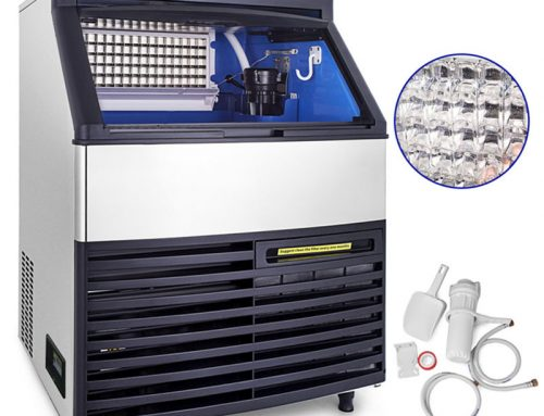 Commercial Ice Cube Maker Machine for sale